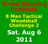 10 Man Tactical Wood Ball Challenge 2