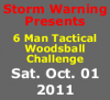 6 Man Tactical Woods Ball Challenge