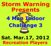 5 Man Indoor Challenge